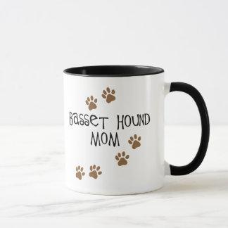 Mug Maman de Basset Hound