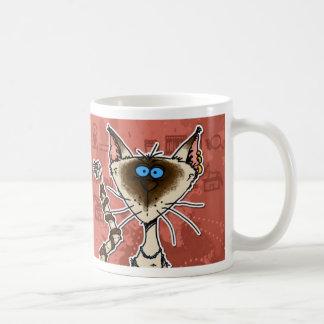Mug maman de chat