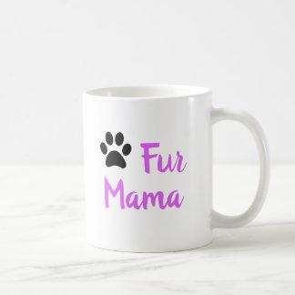 Mug Maman de fourrure