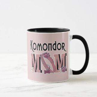 Mug MAMAN de Komondor