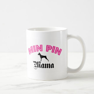 Mug Maman de Pinscher miniature