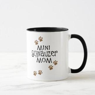 Mug Maman de Schnauzer miniature