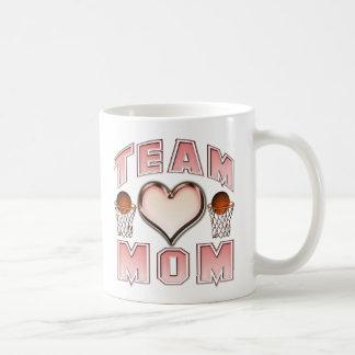 Mug Maman d'équipe de basket