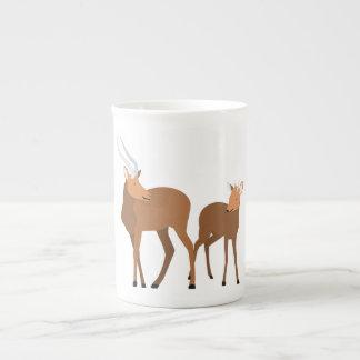 Mug Maman et bébé d'antilope