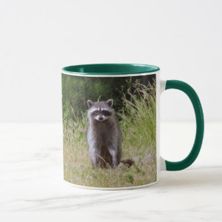 Mug Maman Raccoon