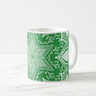 Mug Mandala d'algue