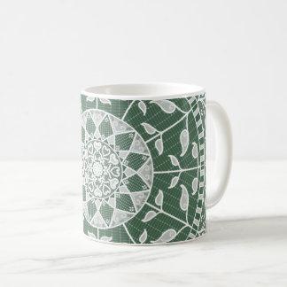 Mug Mandala de forêt