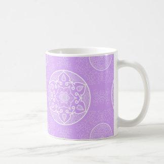Mug Mandala de lavande