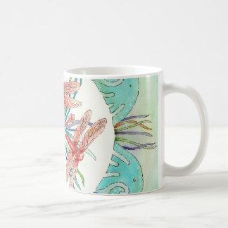 Mug Mandala de mouche de dragon
