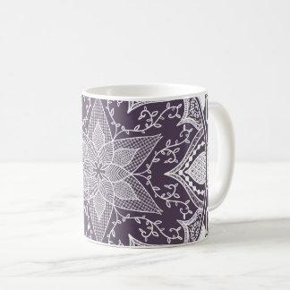 Mug Mandala de prune