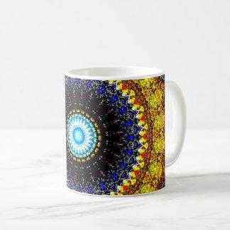 Mug Mandala d'éclaboussure