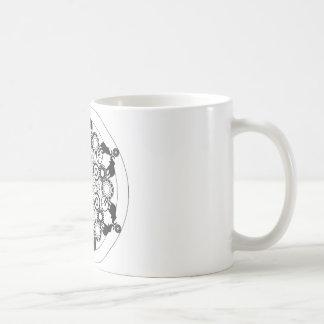 Mug Mandala d'éléphant