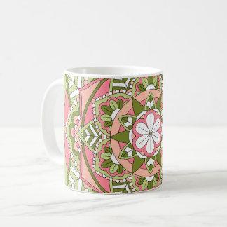 Mug Mandala floral coloré 061117_1
