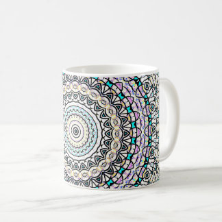 Mug Mandala inverti d'équilibre