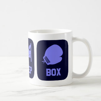 Mug Mangez la boîte de sommeil