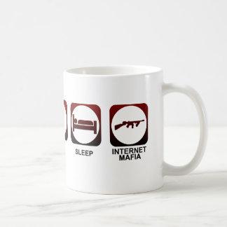 Mug Mangez la Mafia de sommeil