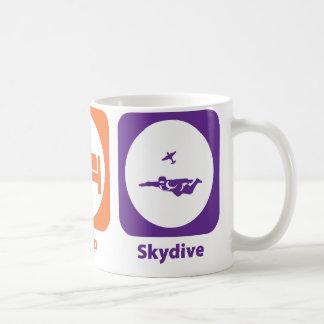 Mug Mangez le sommeil Skydive