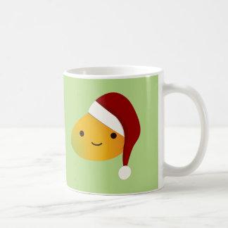 Mug Mangue de Noël de Kawaii