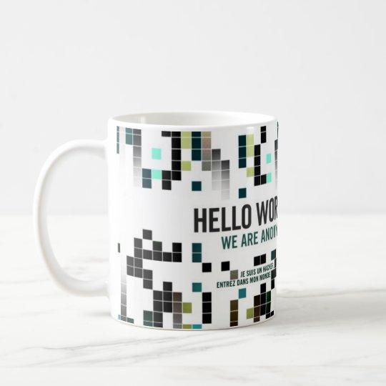 Mug Manifeste des internets
