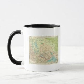 Mug Manitoba et Ontario du nord-ouest