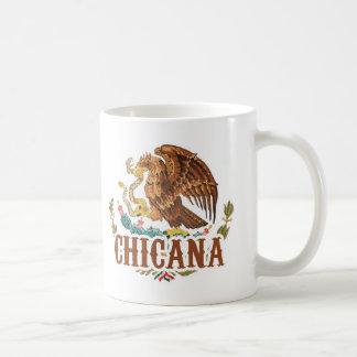 Mug Manteau de Chicana Mexique des bras