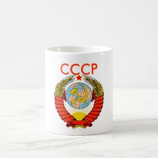 Mug Manteau des bras de l'Union Soviétique, CCCP