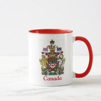 Mug Manteau des bras du Canada