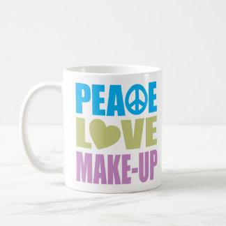 Mug Maquillage d'amour de paix