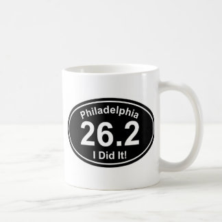 Mug Marathon de Philadelpia