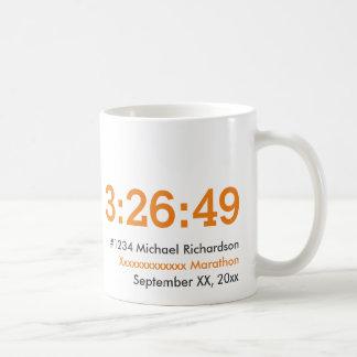 Mug Marathonien personnalisable