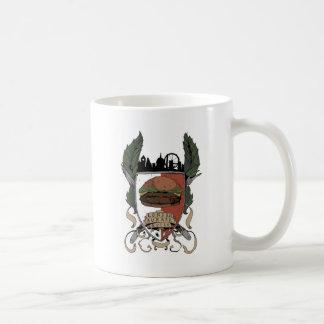 Mug Marchandises de guilde d'hamburger de Londres