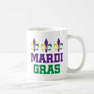 Mug Mardi gras