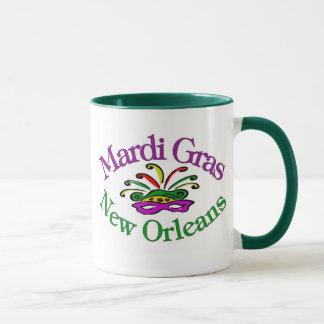 Mug Mardi gras la Nouvelle-Orléans