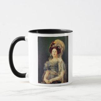 Mug Maria Christina de Bourbon