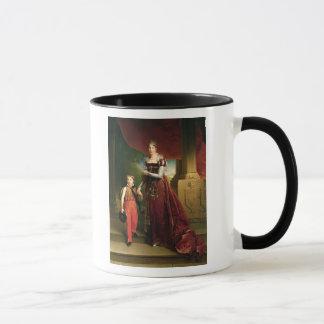 Mug Marie Amelie de Bourbon
