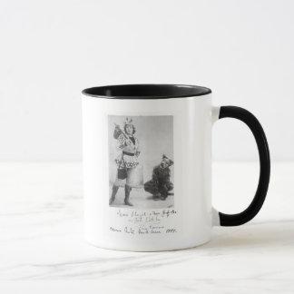Mug Marie Lloyd comme Dick Whittington en 1898