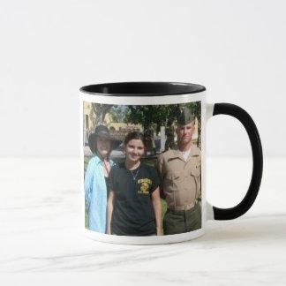 Mug Marine, tante, et soeur