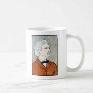 Mug Mark Twain vintage - l'explorez. Rêve. Découvrez