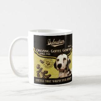 Mug Marque dalmatienne - Organic Coffee Company