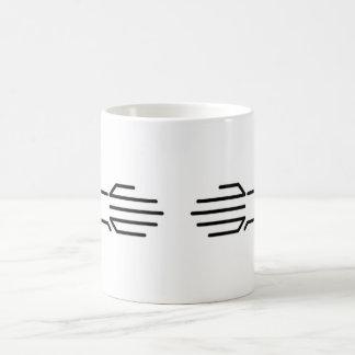 """Mug """"Marque de poignée de main """""""