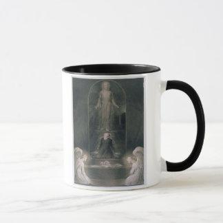 Mug Mary Magdalene à la tombe, c.1805 (la semaine et p