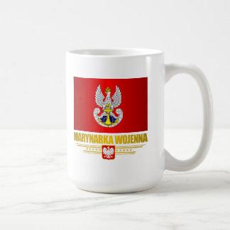 Mug Marynarka Wojenna (marine polonaise)