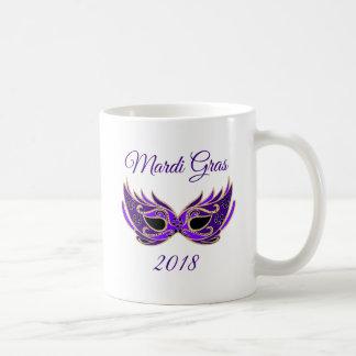 Mug Masque du mardi gras 2018