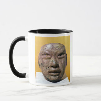 Mug Masque funéraire, Olmec, du Mexique