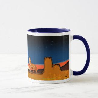 Mug Matin de désert