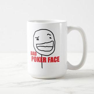 Mug Mauvais visage de tisonnier