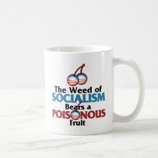 Mug Mauvaise herbe de Socialistm