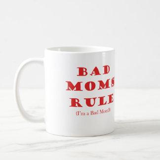 Mug Mauvaise règle de mamans - basée sur le film
