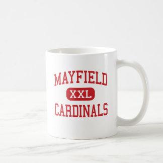 Mug Mayfield - cardinaux - milieu - Mayfield Kentucky