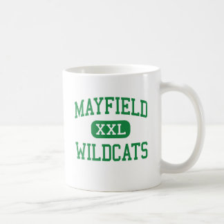 Mug Mayfield - chats sauvages - lycée - Cleveland Ohio
